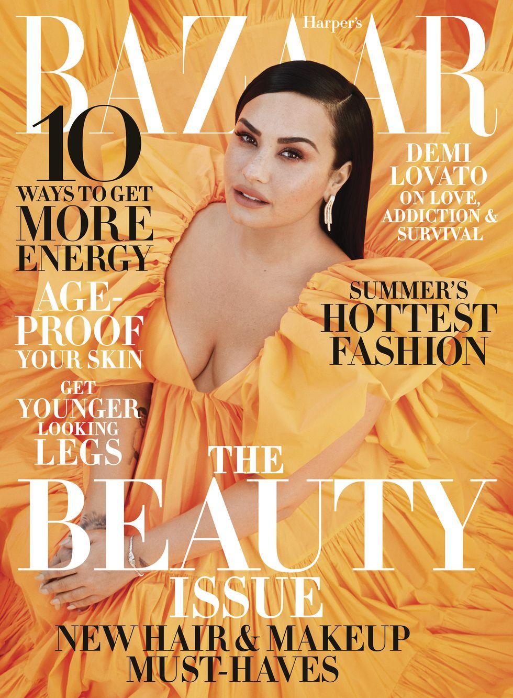 Harper's Bazaar May 2020 Cover