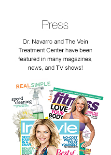 vein treatment center nyc press